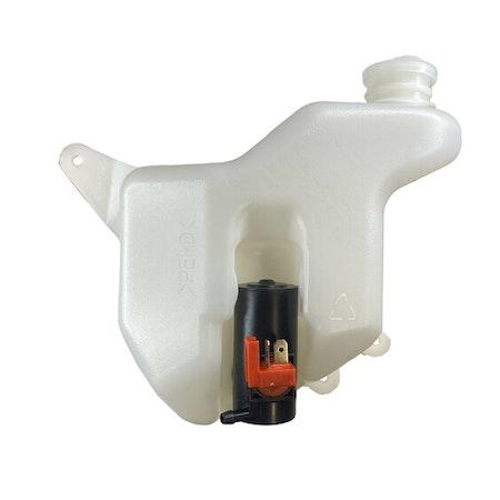 Spolarvätskebehållare med pump Aixam