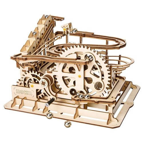 Robotime vattenhjul DIY