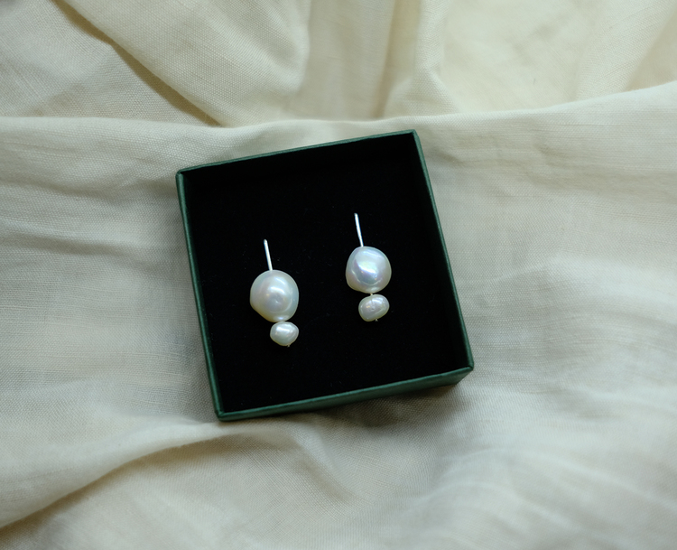 DUO PEARL • SILVER