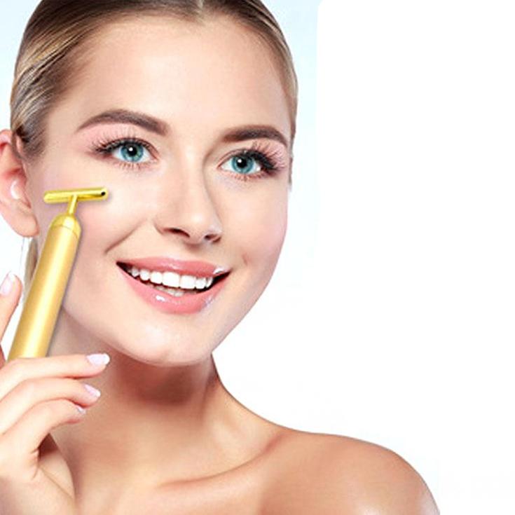 Guld penna  / ansiktsmassage