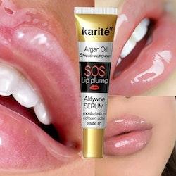 Argan oil lip plump
