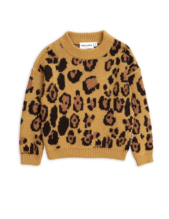 Mini Rodini - Leo Knitted Sweater