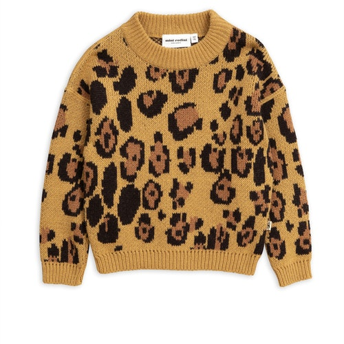 Mini Rodini - Leo Knitted Sweater