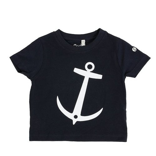 EM - T-shirt Anchor Kids Navy