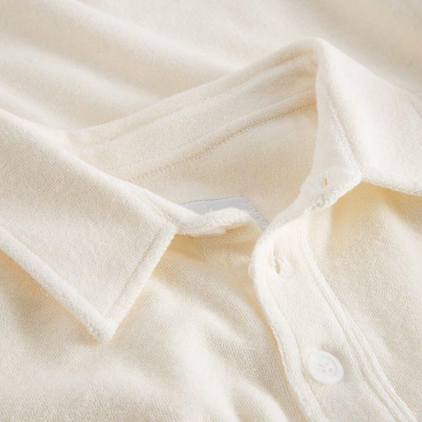 Nikben - Terry Studio LS Shirt Cannoli Cream