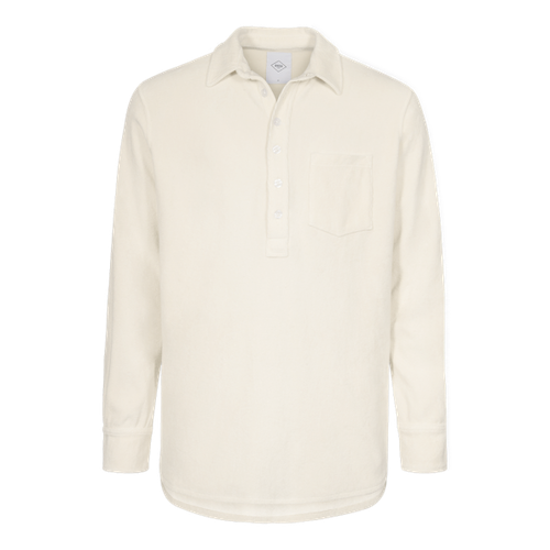 Nikben - Terry Studio LS Shirt Cannoli Cream