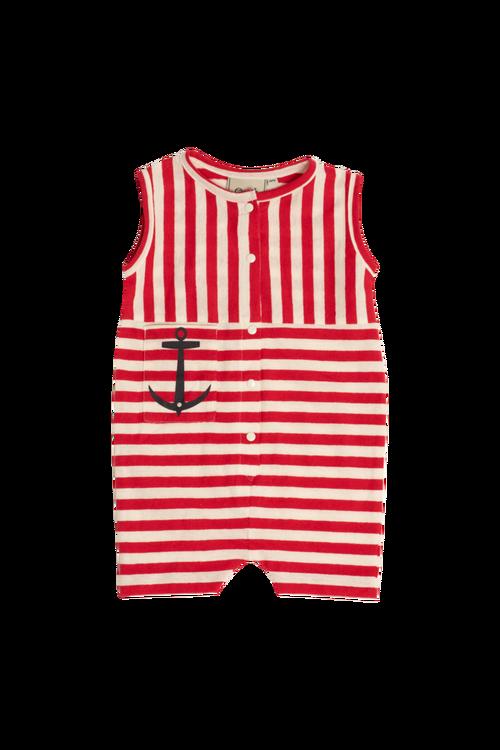 EM - Vac Jumpsuit Stripe