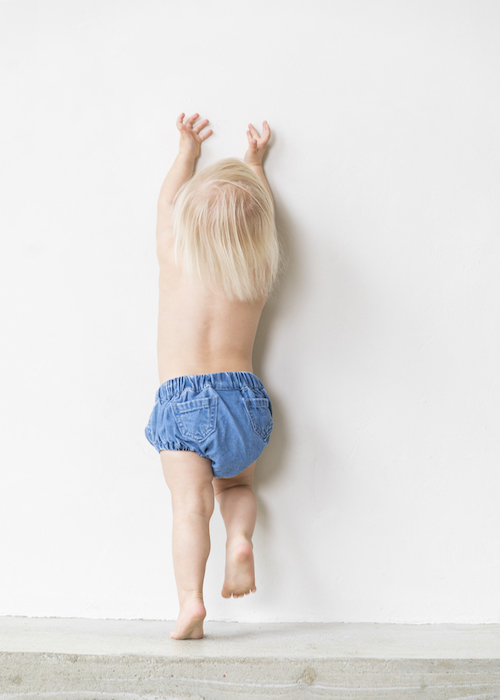I Dig Denim - Isla Denim Bloomer Baby
