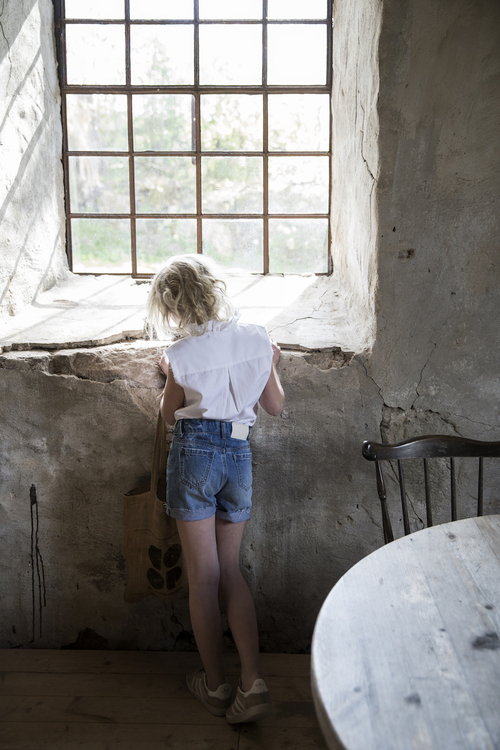 I Dig Denim - Lola Denim Shorts Kids