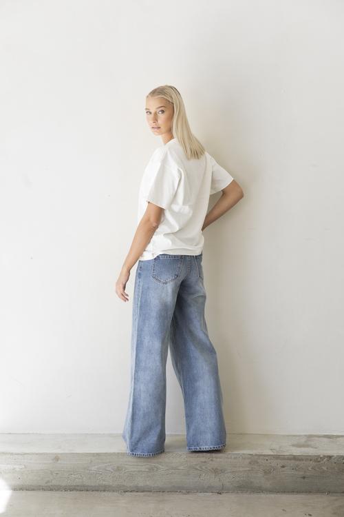 I Dig Denim Stiles Wide Jeans Women