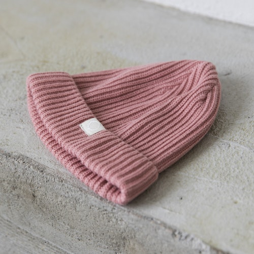 I Dig Denim - Drefus Beanie Rosé