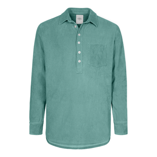 Nikben - Terry Studio LS Shirt Frosty Spruce