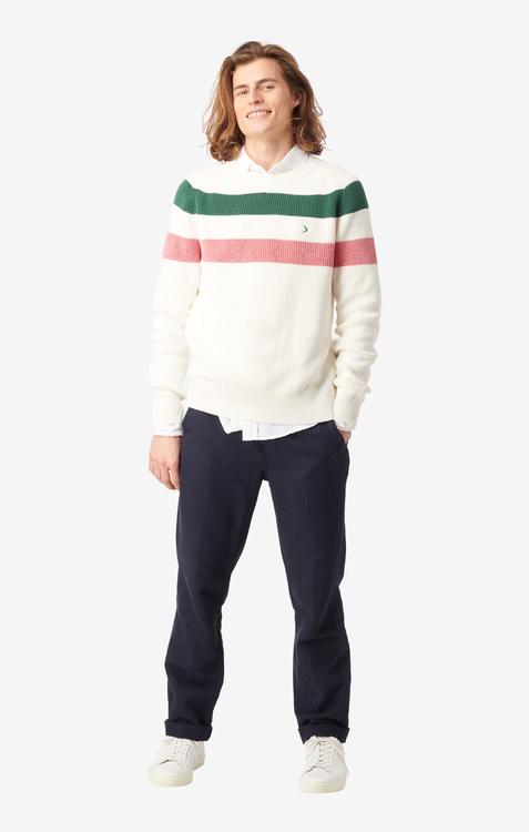 Boomerang - Henrik Sweater Offwhite