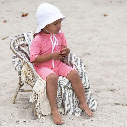 Petit Crabe - Frey Sun Hat, White