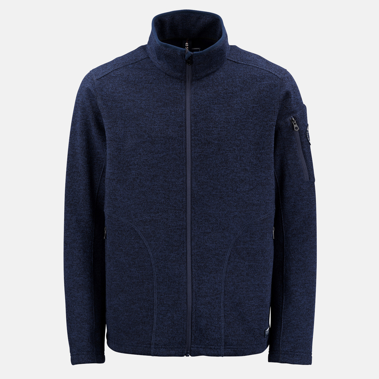 Sebago - Performance Windproof Fleece, Navy
