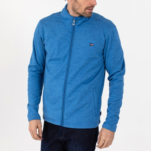 Sebago - Niclas Zip Fleece Jacket, Blue