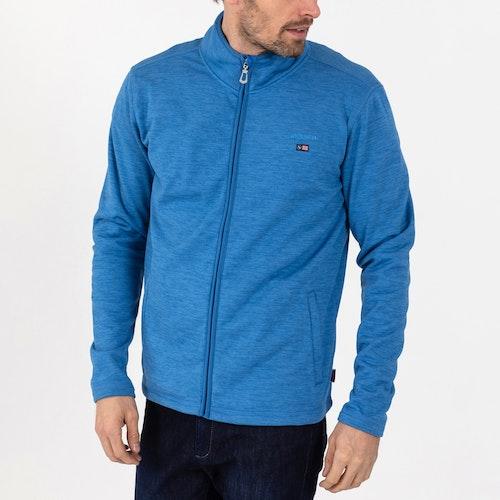 Sebago - Niclas Zip Fleece Jacket, Blue