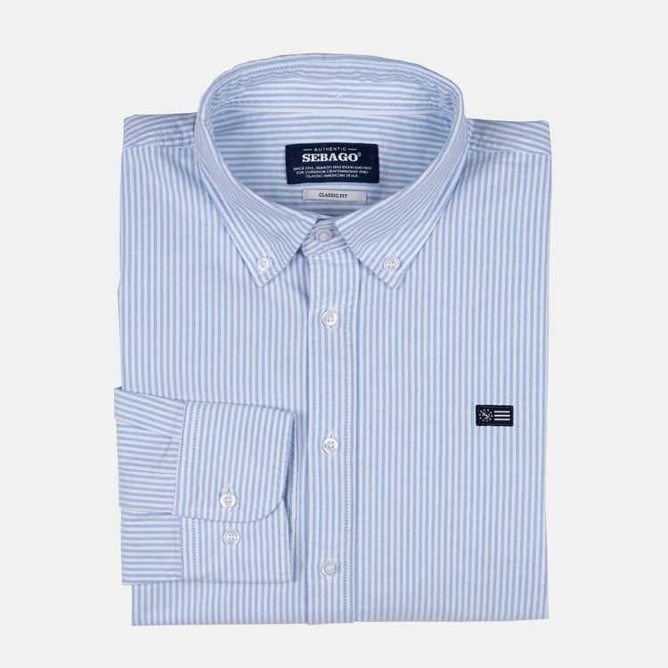 Sebago - Oxford Stripe Shirt