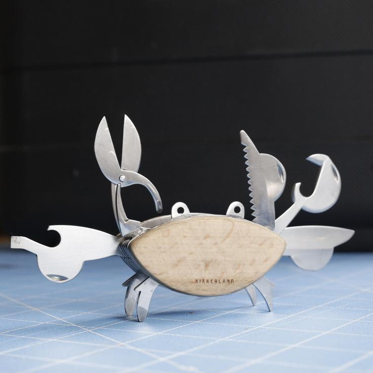 Kikkerland - Crab Multi Tool