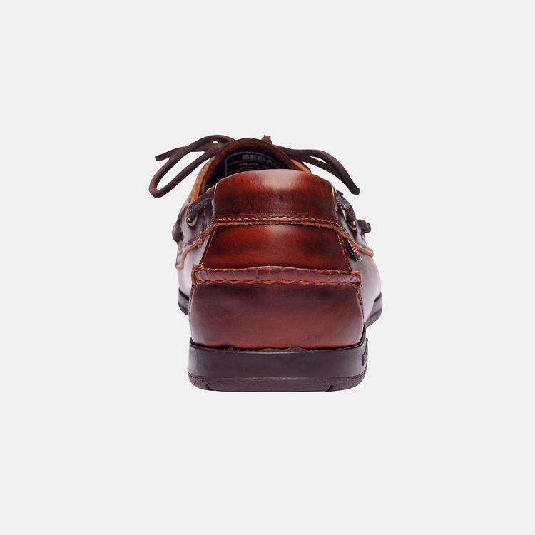 Sebago - Endeavor Oiled Waxy, Brown