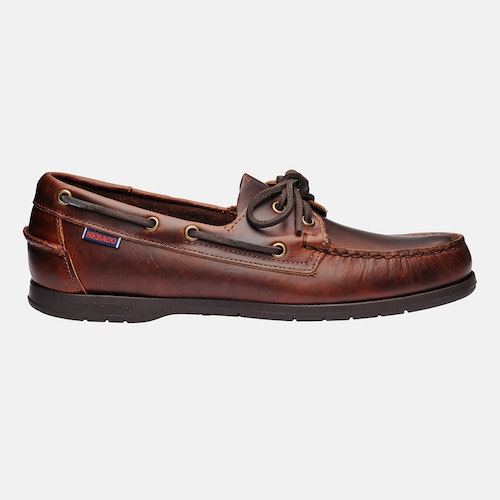 Sebago - Endeavor Oiled Waxy, Brown