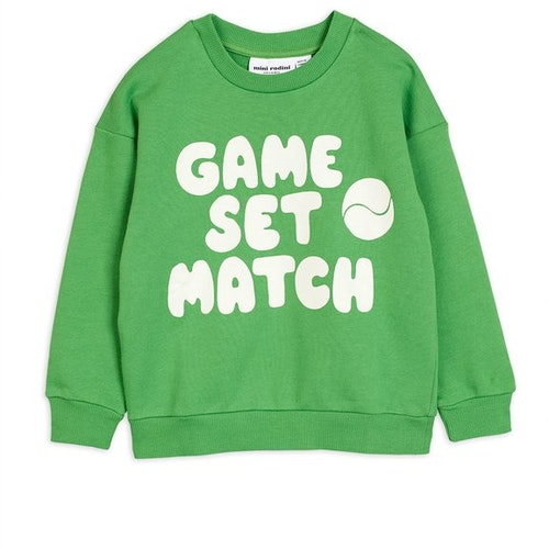 Mini Rodini - Game SP Sweatshirt, Green