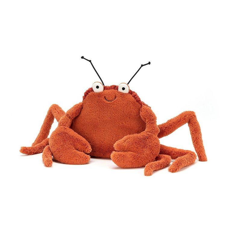 Jellycat - Crispin Crab Small
