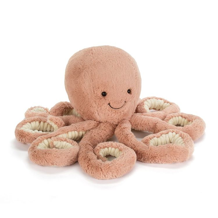 Jellycat - Odell Octopus Medium