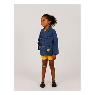 Mini Rodini - Denim Safari Jacket