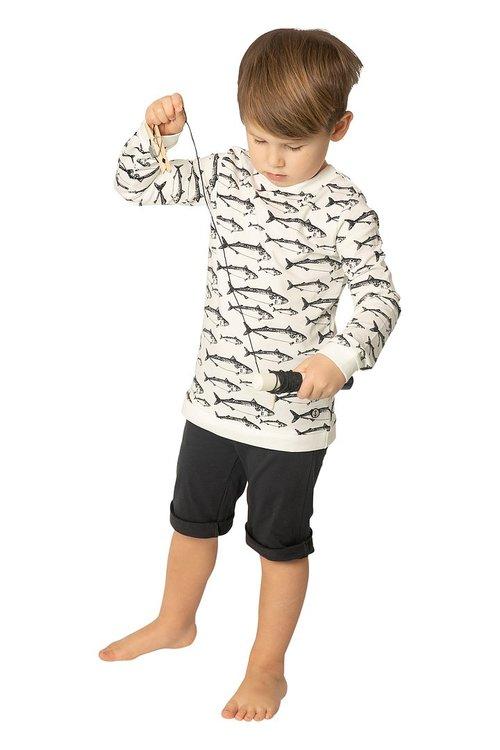 EM - Pelle Sweater Makrill