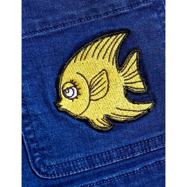 Mini Rodini - Fish Paper Bag Jeans