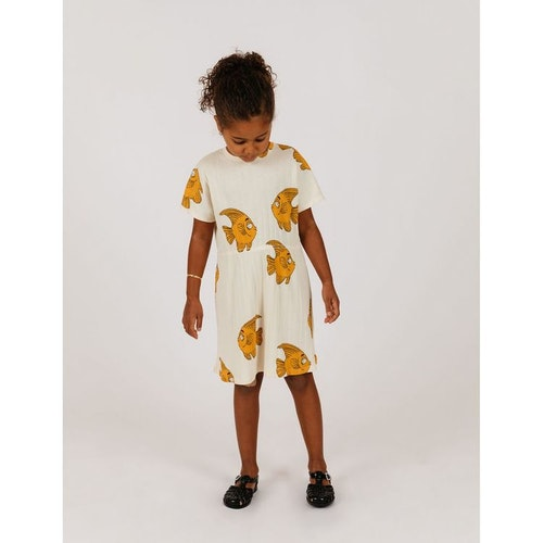 Mini Rodini - Fish SS Dress