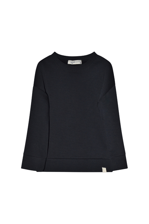 I Dig Denim - Marlo Sweater Organic, Balck