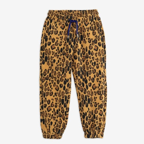 Mini Rodini - Leopard Fleece Pant