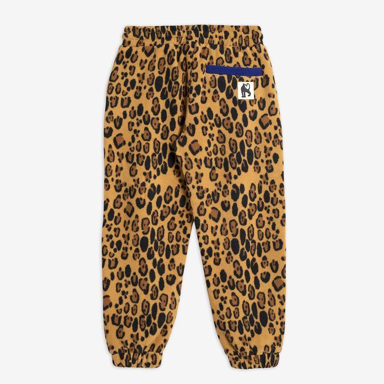 Mini Rodini - Leopard Fleece Pant