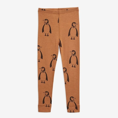 Mini Rodini - Penguin Leggings Ull