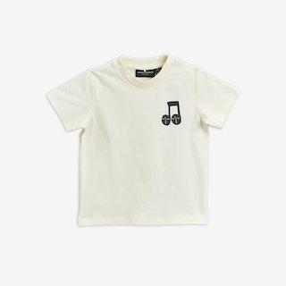 Mini Rodini - Note T-shirt