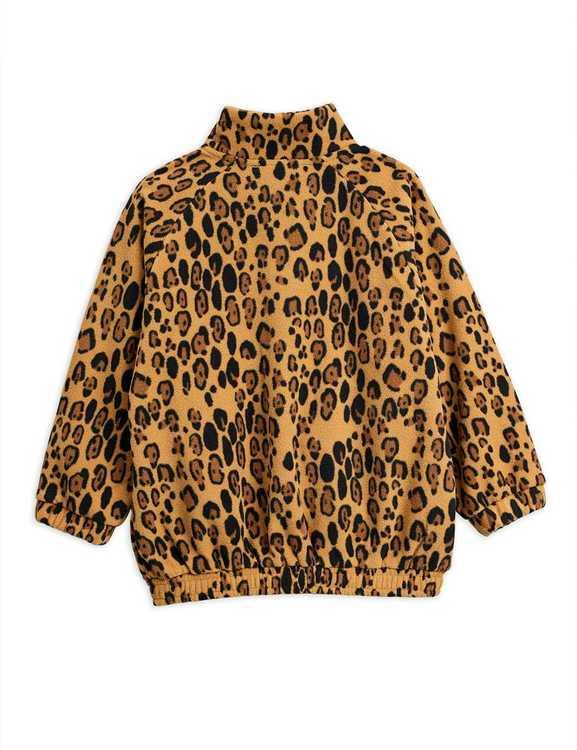 Mini Rodini - Leopard Fleece Jacket