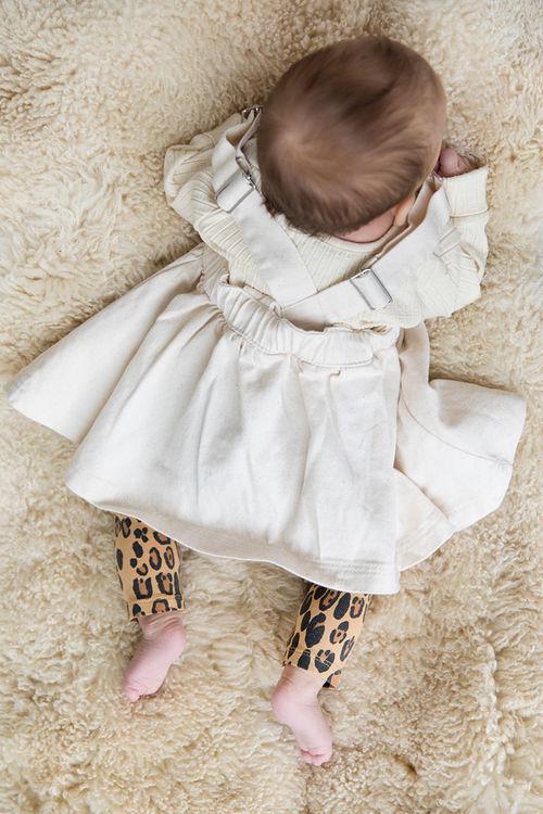 I Dig Denim - Straw Organic Denim Skirt