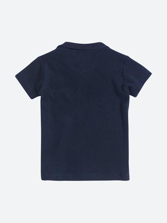 OAS - Kids Navy Terry Shirt