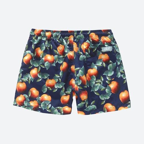 OAS - Dark Orange Swim Shorts