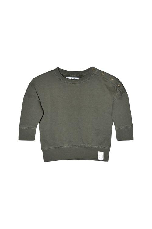 I Dig Denim - Blake Sweater Organic, Green