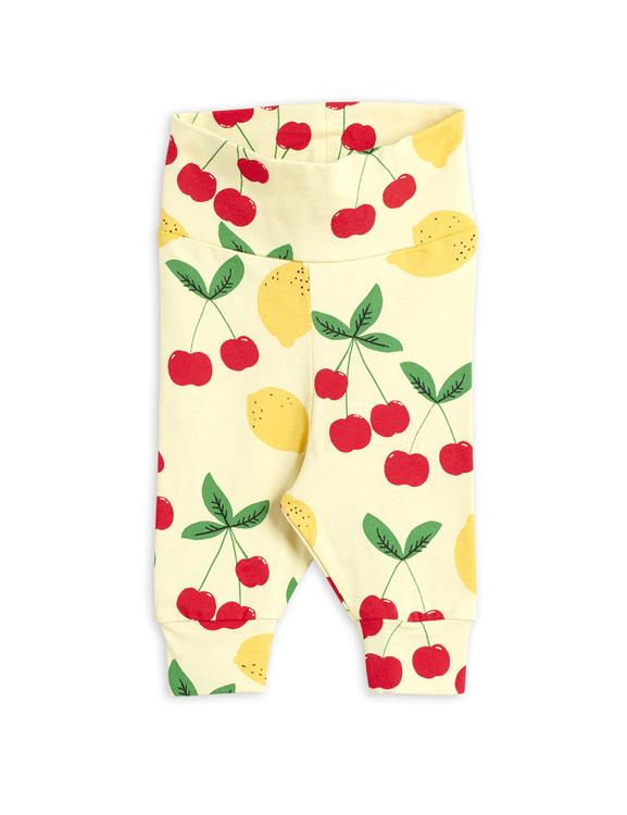Mini Rodini - Cherry Lemonade NB Leggings