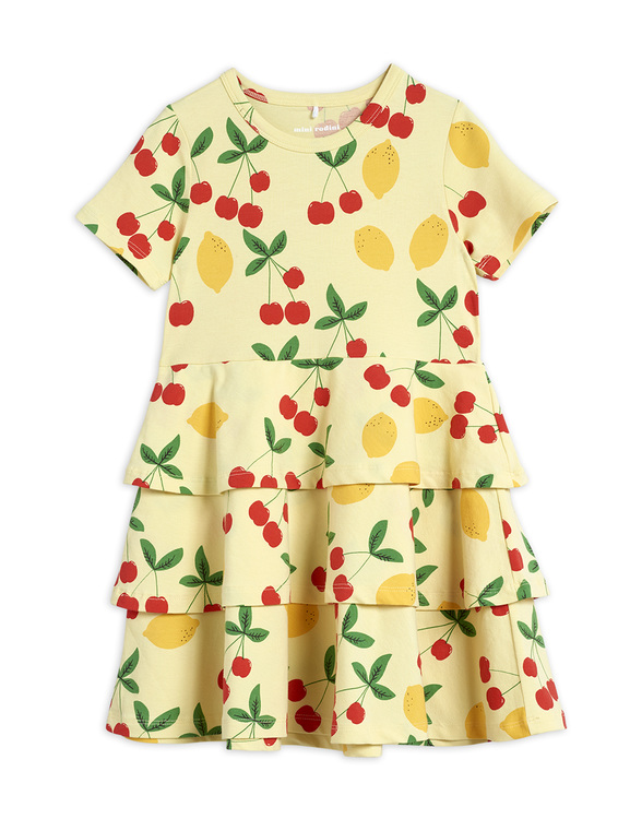 Mini Rodini - Cherry Lemonade SS Dress