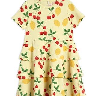 Mini Rodini - Cherry Lemonade SS Dress
