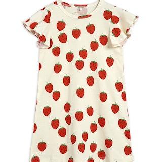 Mini Rodini - Strawberry Wing Dress