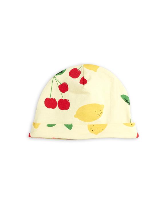 Mini Rodini - Cherry Lemonade Baby Beanie