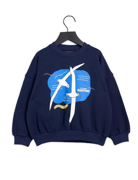Albatross Sweatshirt, Navy