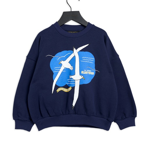 Albatross Sweatshirt, Navy