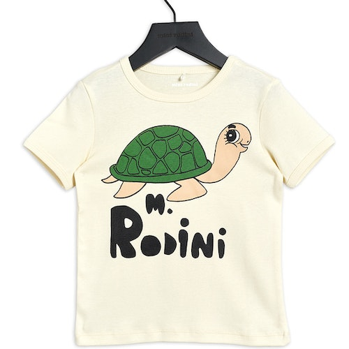 Turtle SS Tee, Offwhite